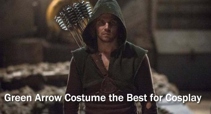 Green Arrow Costume the Best for Cosplay